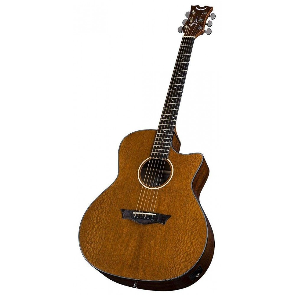 dean axs series exotice lacewood cutaway acoustic electric guitar axelacewood. Black Bedroom Furniture Sets. Home Design Ideas