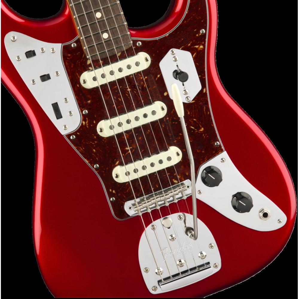 fender limited series jaguar strat parallel universe electric guitar w case. Black Bedroom Furniture Sets. Home Design Ideas