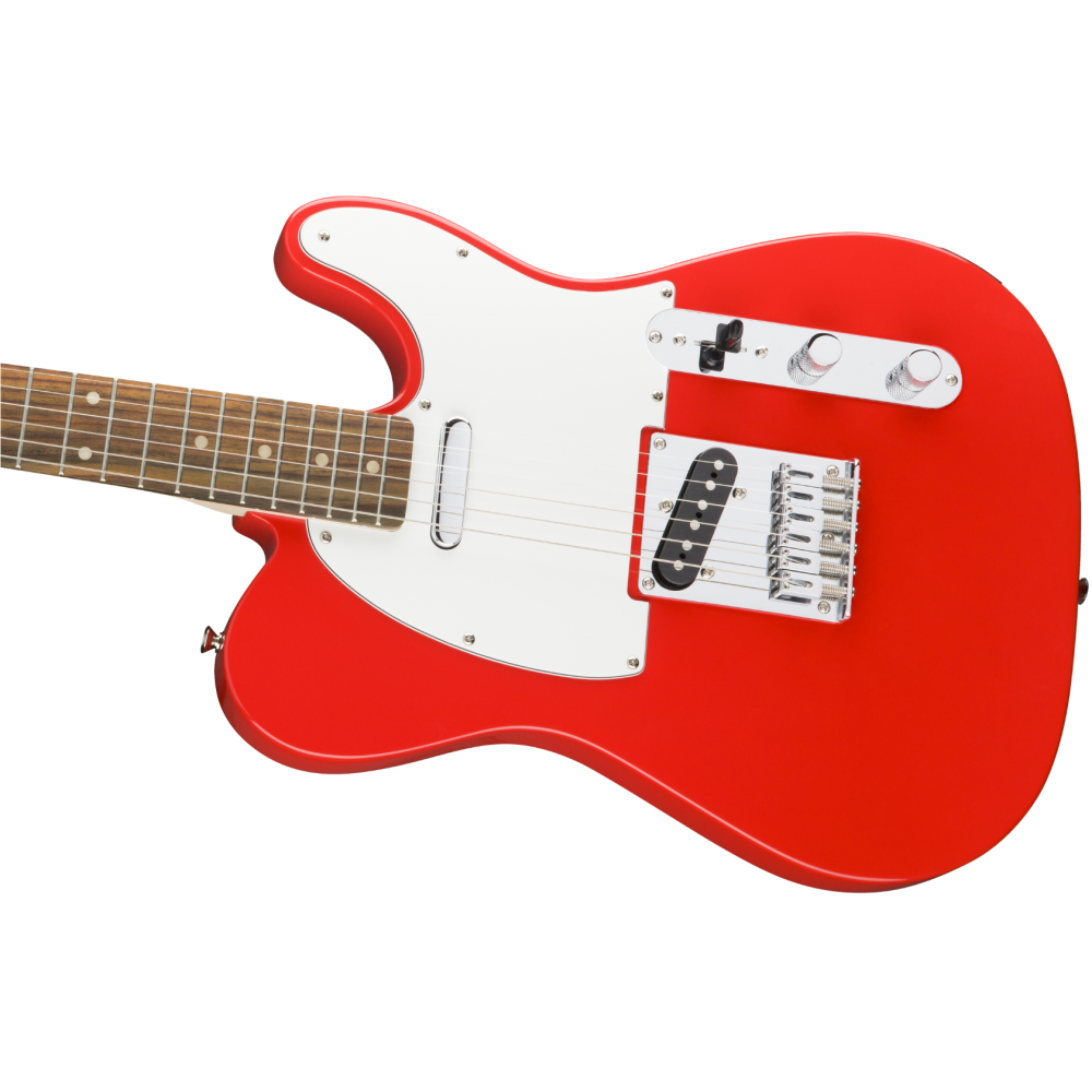 fender squier affinity series telecaster electric guitar race red 0370200570. Black Bedroom Furniture Sets. Home Design Ideas
