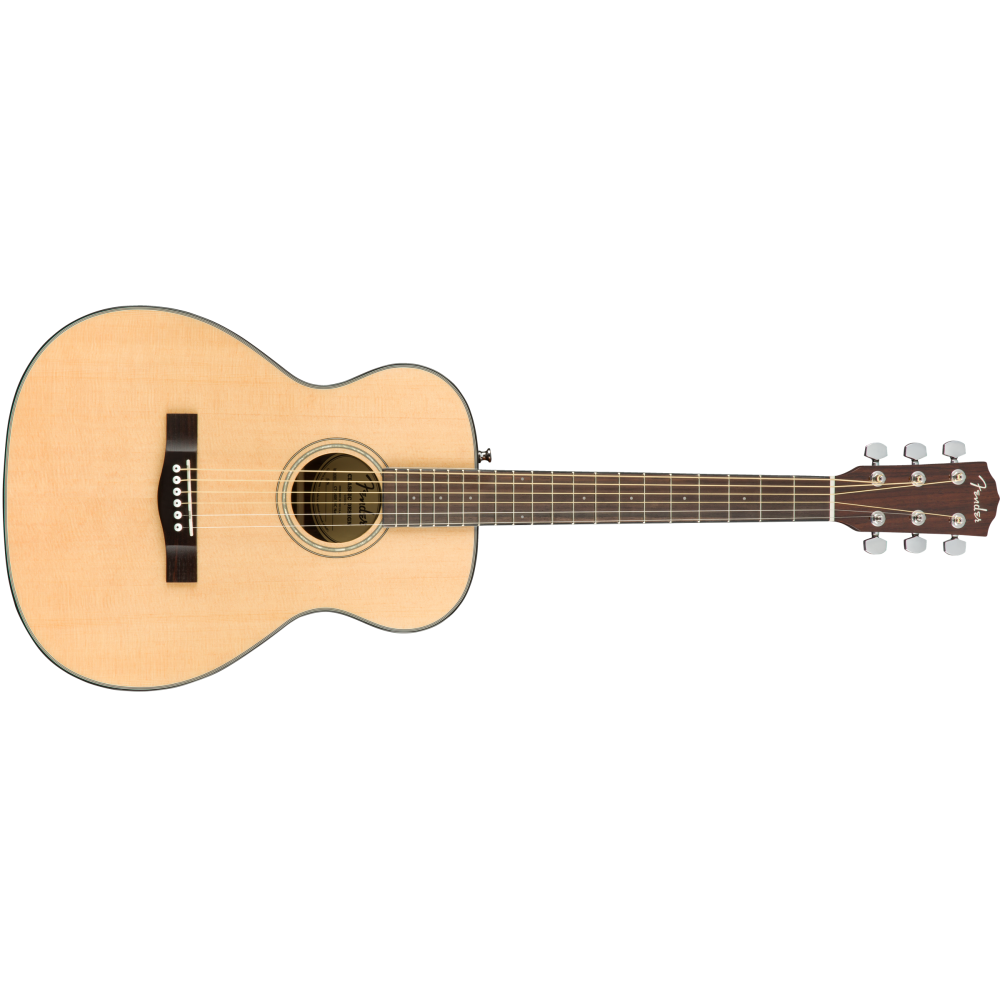 fender ct 140se solid spruce top acoustic electric travel guitar with hard case. Black Bedroom Furniture Sets. Home Design Ideas