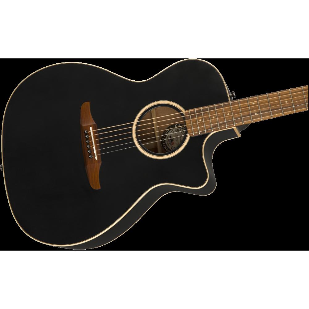 fender newporter special pau ferro fingerboard matte black guitar w bag demo. Black Bedroom Furniture Sets. Home Design Ideas