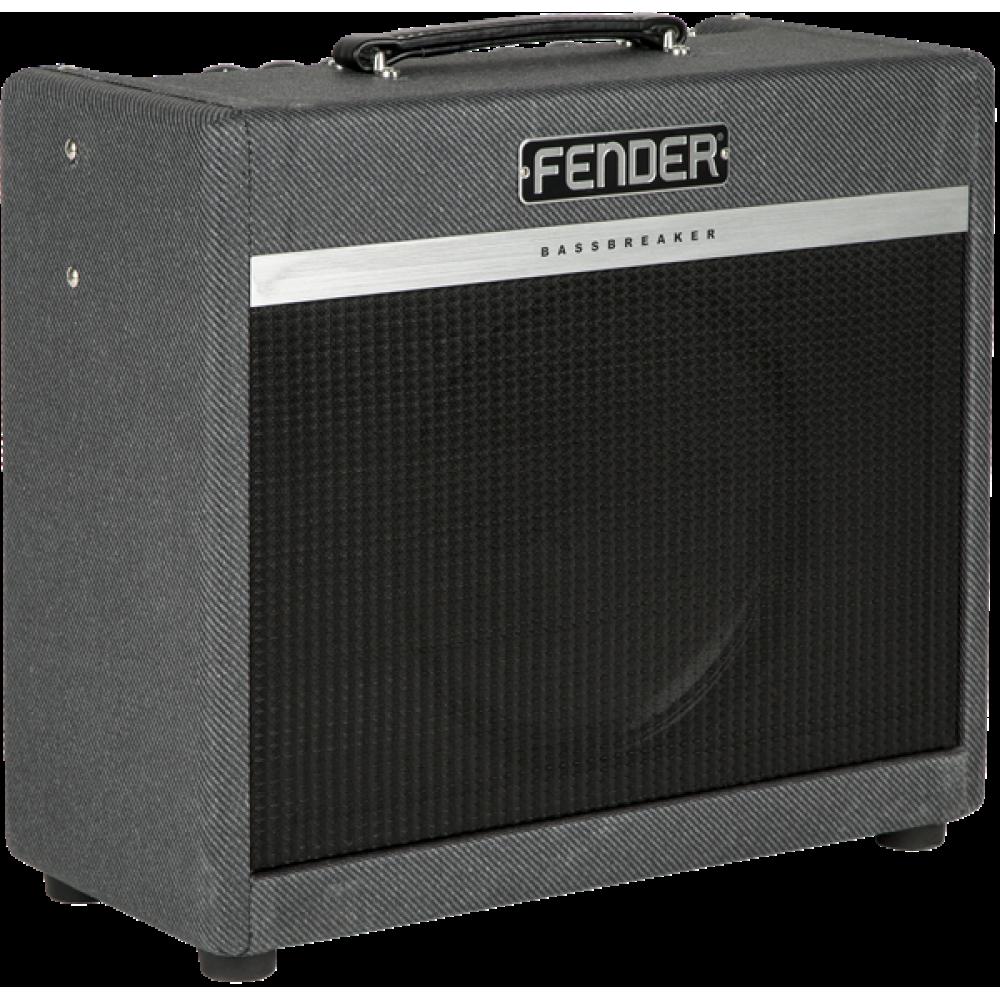 fender bassbreaker 15 15 watt all tube combo amplifier 2262000000. Black Bedroom Furniture Sets. Home Design Ideas
