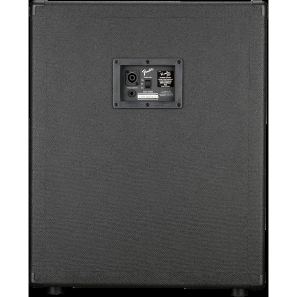 Fender Rumble 210 BLACK Cabinet 2x10