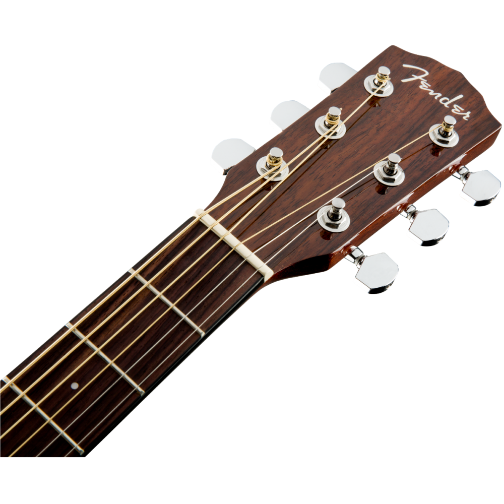 fender cd40sce acoustic electric solid top dreadnought guitar w hardshell case. Black Bedroom Furniture Sets. Home Design Ideas