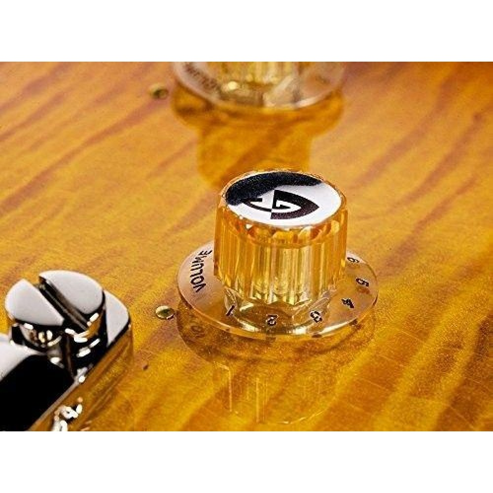 Guild Guitars Bluesbird ITB Ice Tea Burst Electric Guitar