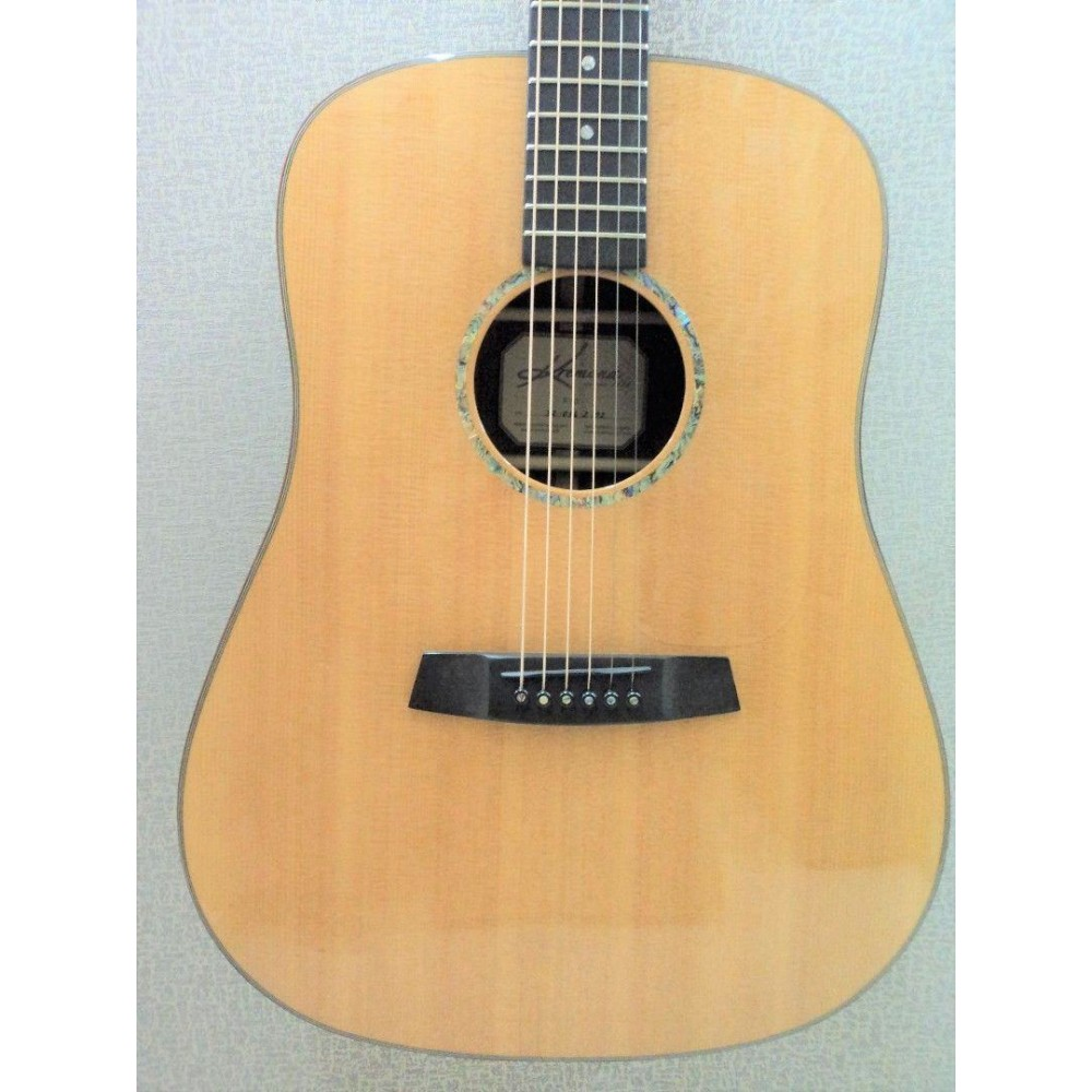 kremona soloist series r30 steel string all solid wood acoustic guitar 15a. Black Bedroom Furniture Sets. Home Design Ideas