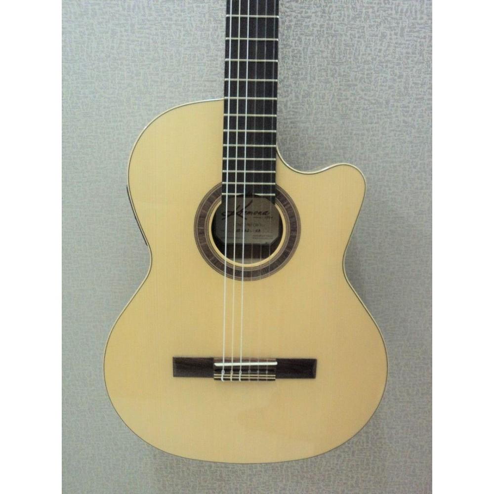 kremona performer series rondo r65cw cutaway electric nylon string guitar a4. Black Bedroom Furniture Sets. Home Design Ideas