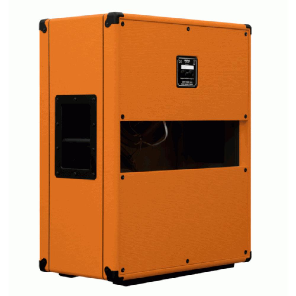 orange amplifiers ppc212 v vertical 2x12 guitar speaker cabinet new. Black Bedroom Furniture Sets. Home Design Ideas