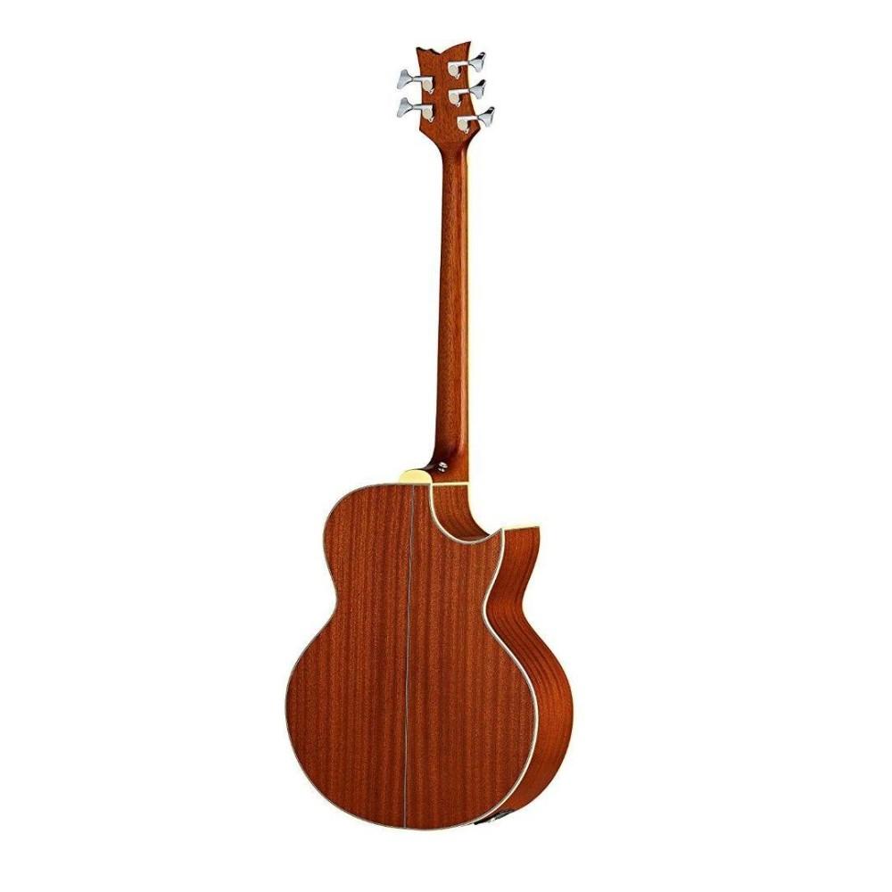 ortega guitars d1 5 le deep one left handed 5 string acoustic bass blem xz159. Black Bedroom Furniture Sets. Home Design Ideas