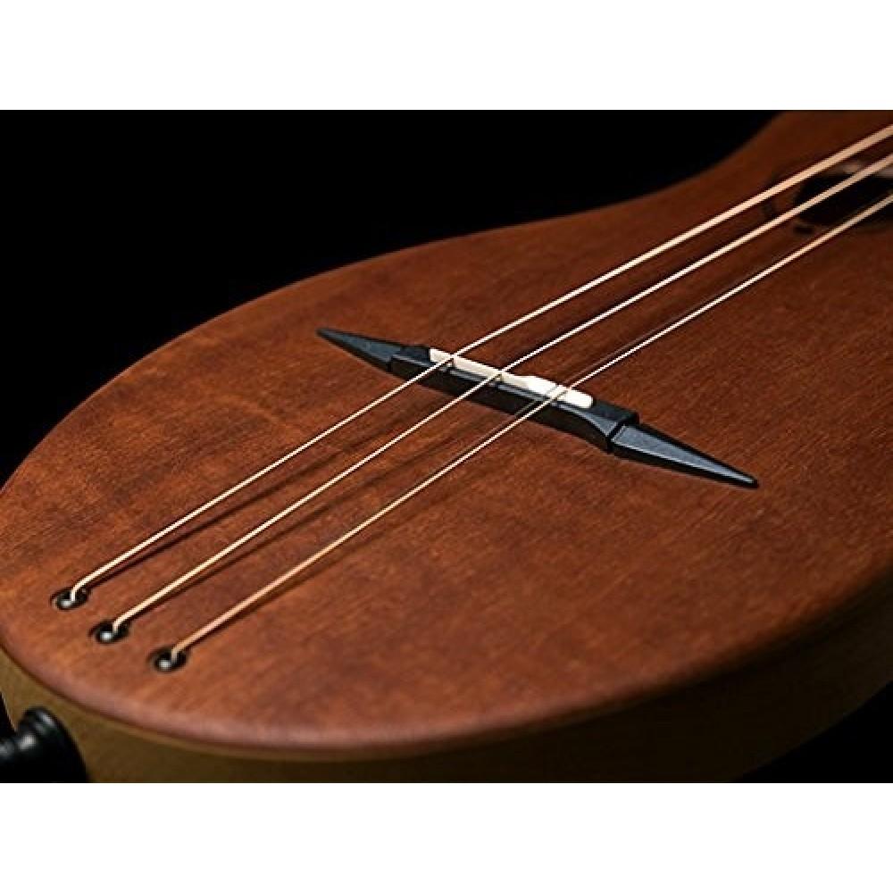 seagull merlin m4 g mahogany mountain dulcimer 4 string diatonic instrument. Black Bedroom Furniture Sets. Home Design Ideas