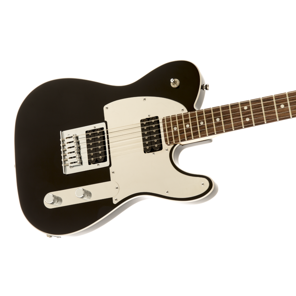 squier by fender john 5 hh configuration black telecaster electric guitar. Black Bedroom Furniture Sets. Home Design Ideas