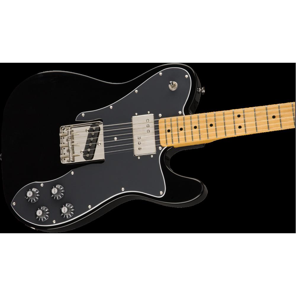 fender squier classic vibe series 39 70s reissue telecaster custom electric guitar. Black Bedroom Furniture Sets. Home Design Ideas
