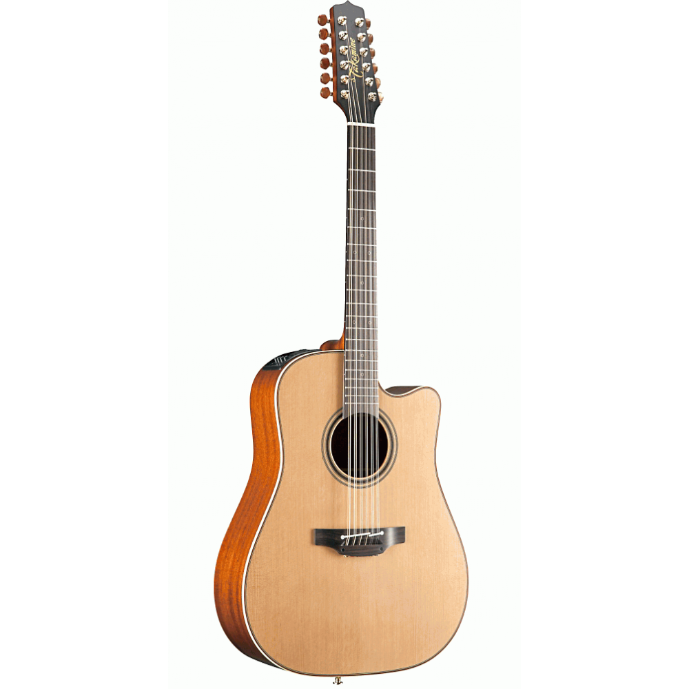 takamine pro series p3dc 12 acoustic electric solid 12 string guitar with case. Black Bedroom Furniture Sets. Home Design Ideas