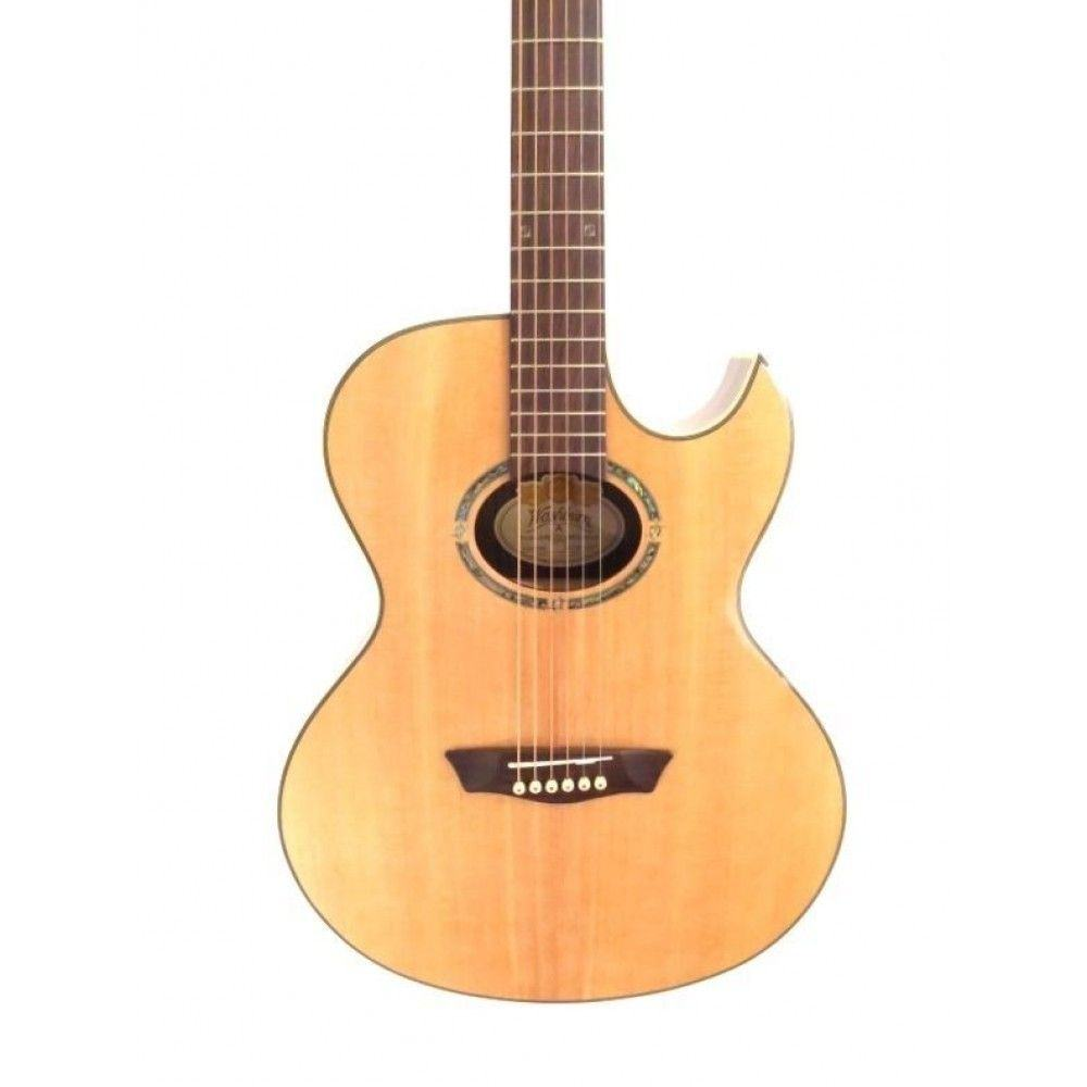 washburn ea20snb nuno bettencourt signature acoustic electric guitar blem a444. Black Bedroom Furniture Sets. Home Design Ideas