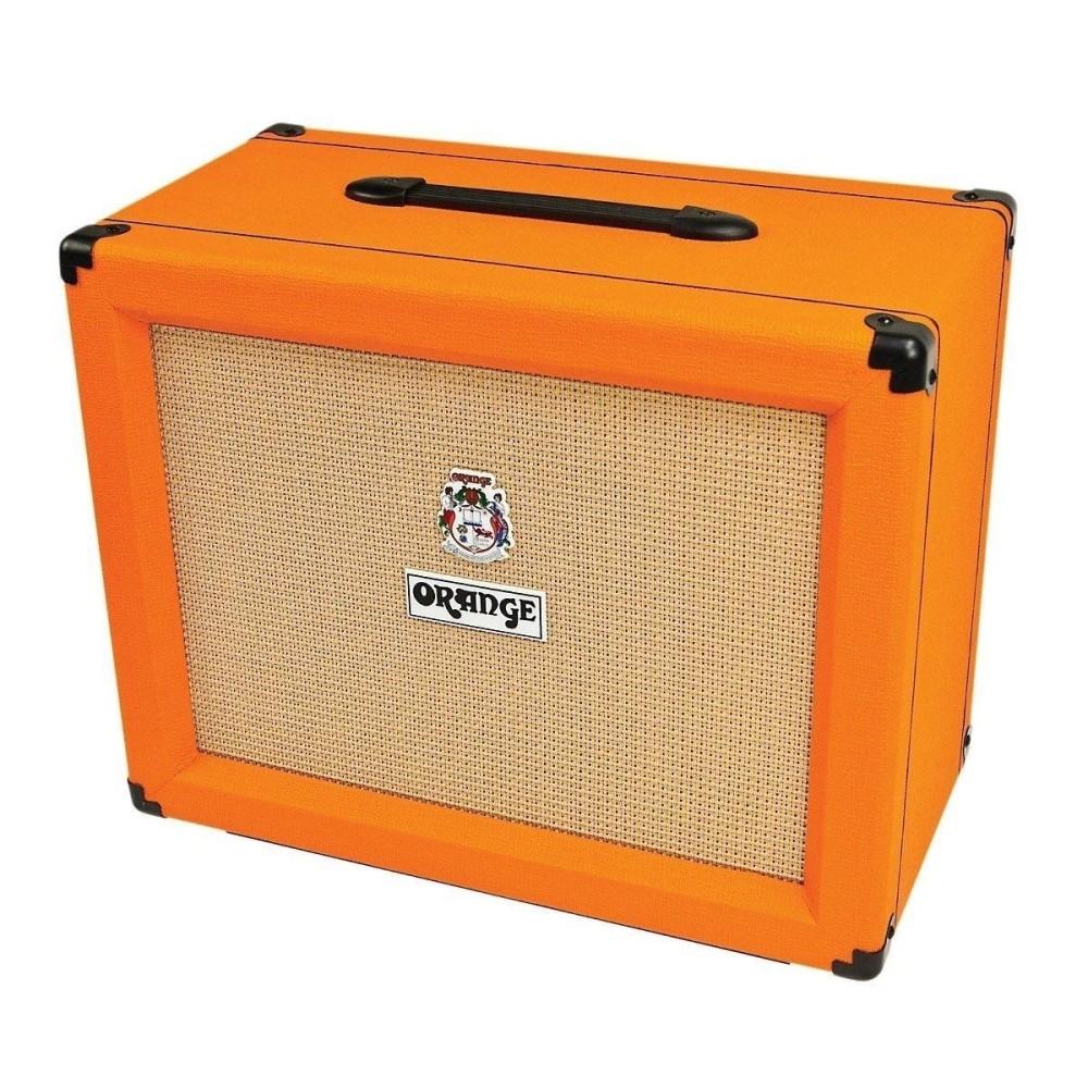 orange ppc112 1x12 60 watt celestion speaker guitar cabinet effin cable bundle. Black Bedroom Furniture Sets. Home Design Ideas