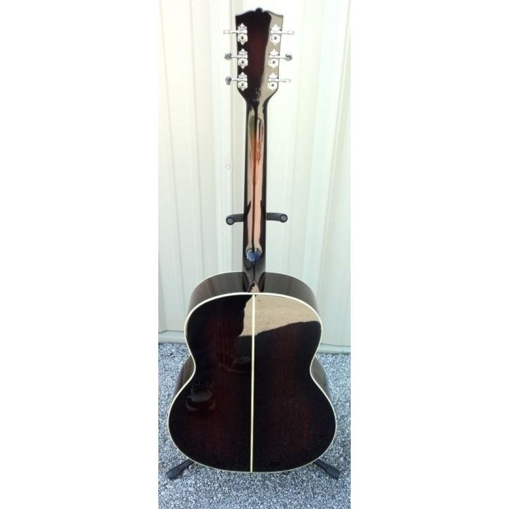 washburn model lsj743stsk lakeside series acoustic guitar w case blem km66. Black Bedroom Furniture Sets. Home Design Ideas