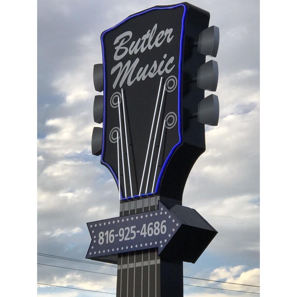 "Effin Guitars Model EM7FN Padded Electric Guitar Gig Bag 40/"" x 16/"" NEW"