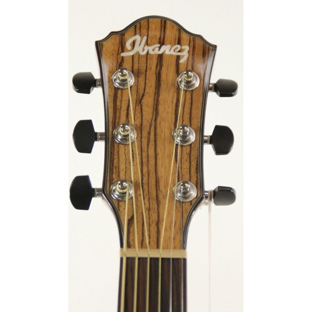 Ibanez Exotic Wood Aew23zw Nt Acoustic Electric Guitar W
