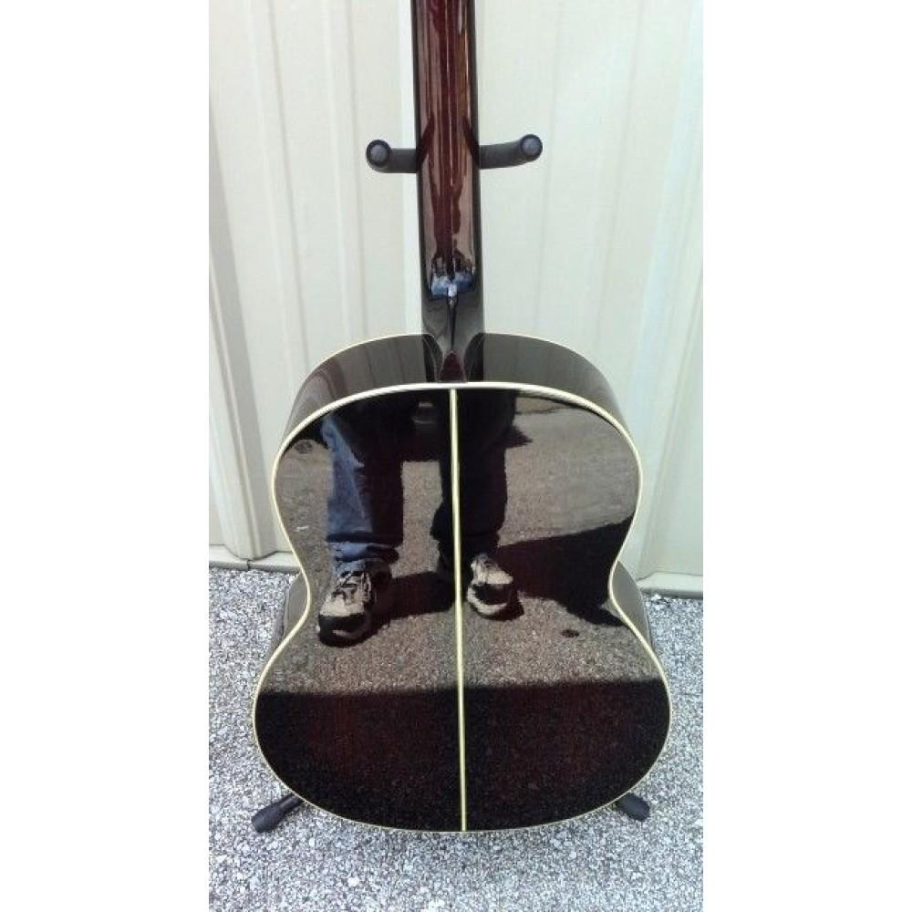 washburn model lsj743stsk lakeside series acoustic guitar w case blem 4245. Black Bedroom Furniture Sets. Home Design Ideas