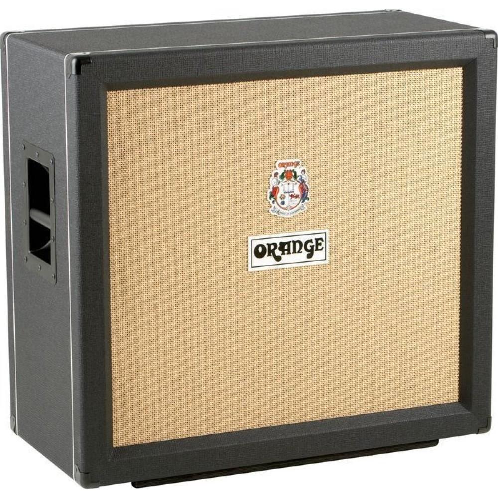 orange ppc412 black 4x12 celestion vintage 30 straight guitar speaker cabinet. Black Bedroom Furniture Sets. Home Design Ideas
