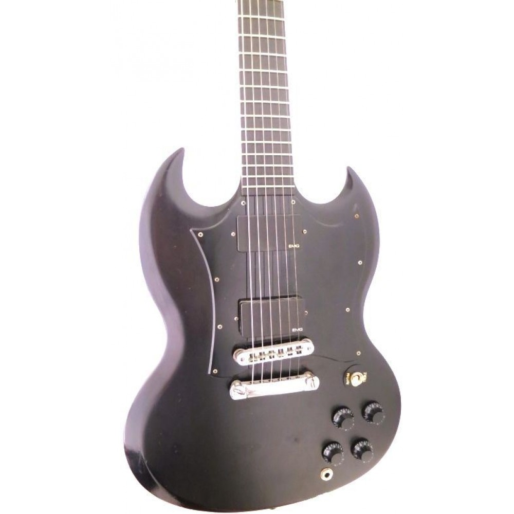 2011 gibson sg electric guitar customized with emgs and sperzel tuners a427. Black Bedroom Furniture Sets. Home Design Ideas