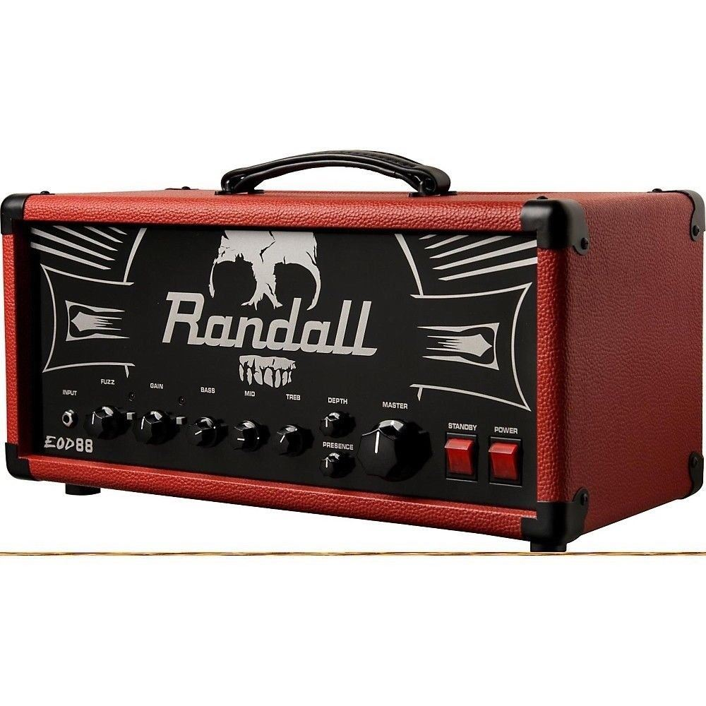 randall model eod88 88w all tube doom guitar amplifier head new. Black Bedroom Furniture Sets. Home Design Ideas