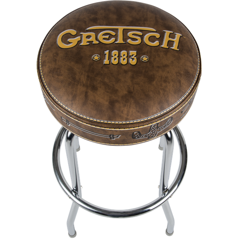 Gretsch Guitar Or Drum 1883 24 Quot Deluxe Bar Stool