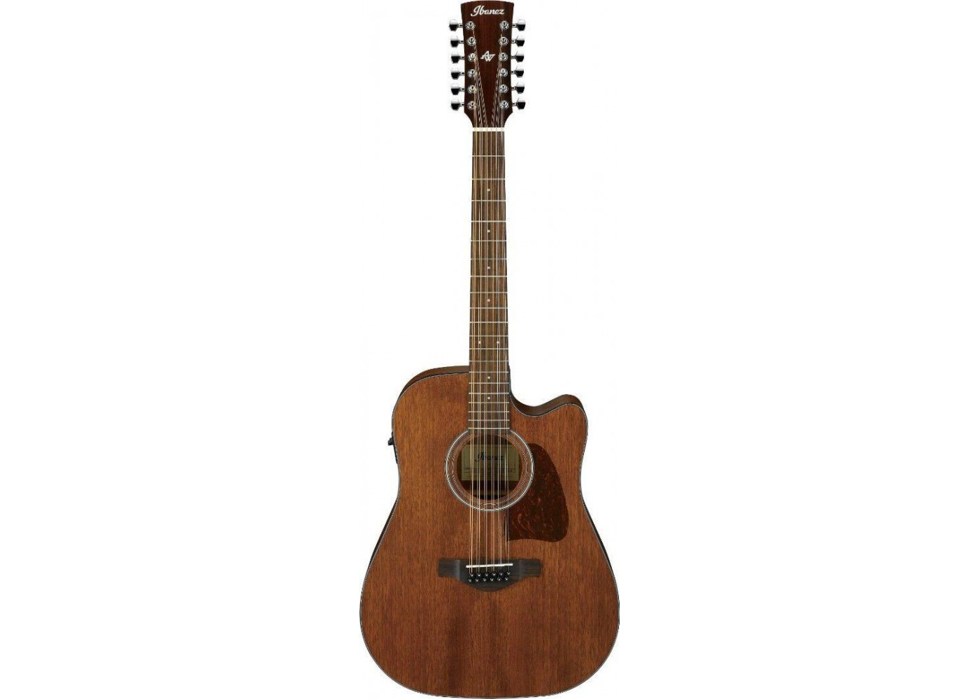 ibanez artwood aw5412ceopn 12 string dreadnought size acoustic electric guitar. Black Bedroom Furniture Sets. Home Design Ideas