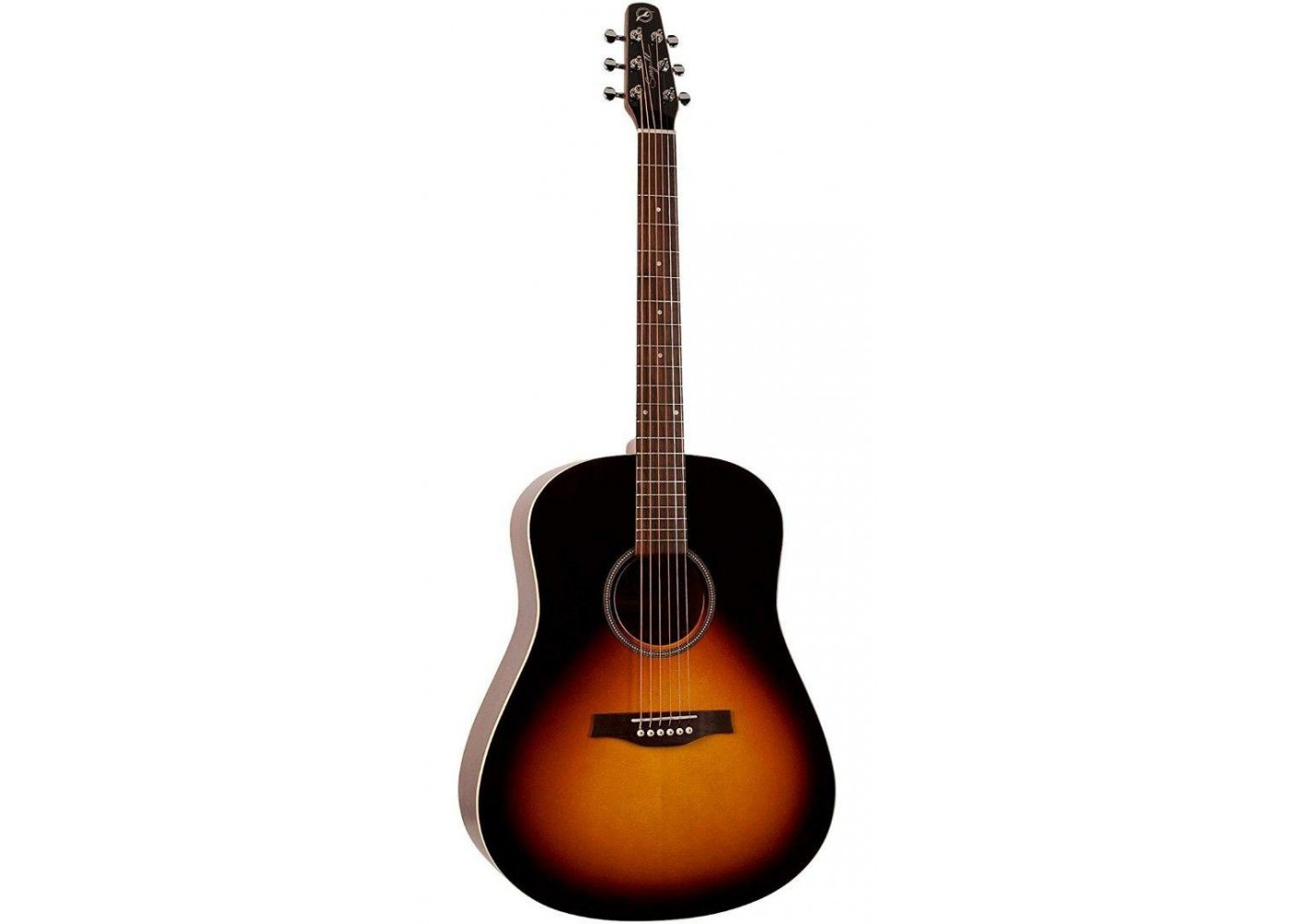 seagull s6 spruce sunburst gt acoustic electric guitar with fishman electronics. Black Bedroom Furniture Sets. Home Design Ideas