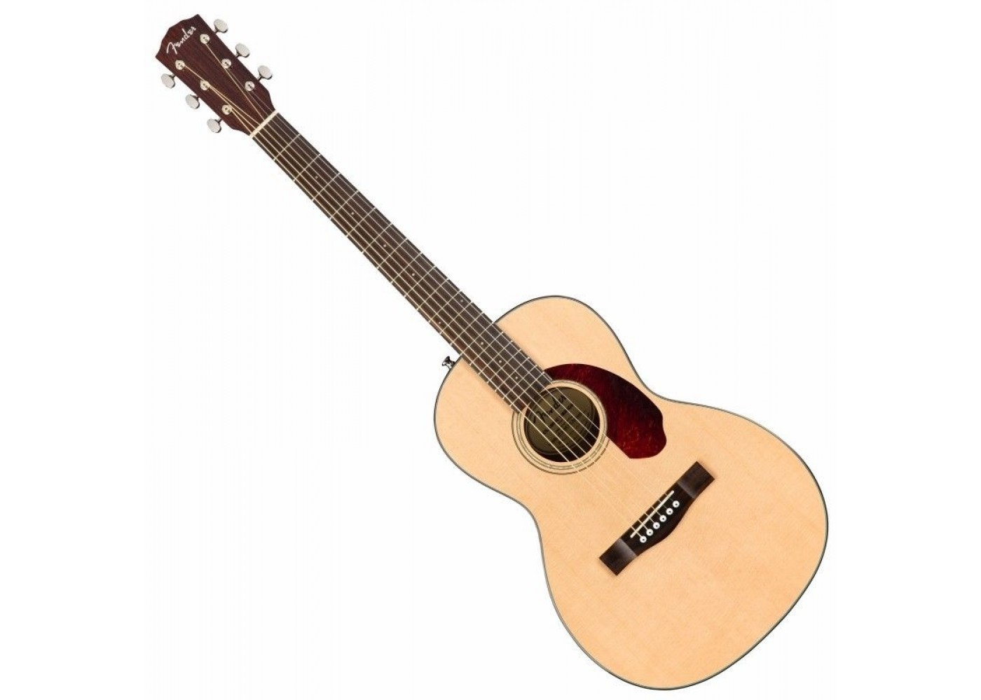 fender model cp 140se natural acoustic electric parlor size guitar w hard case. Black Bedroom Furniture Sets. Home Design Ideas