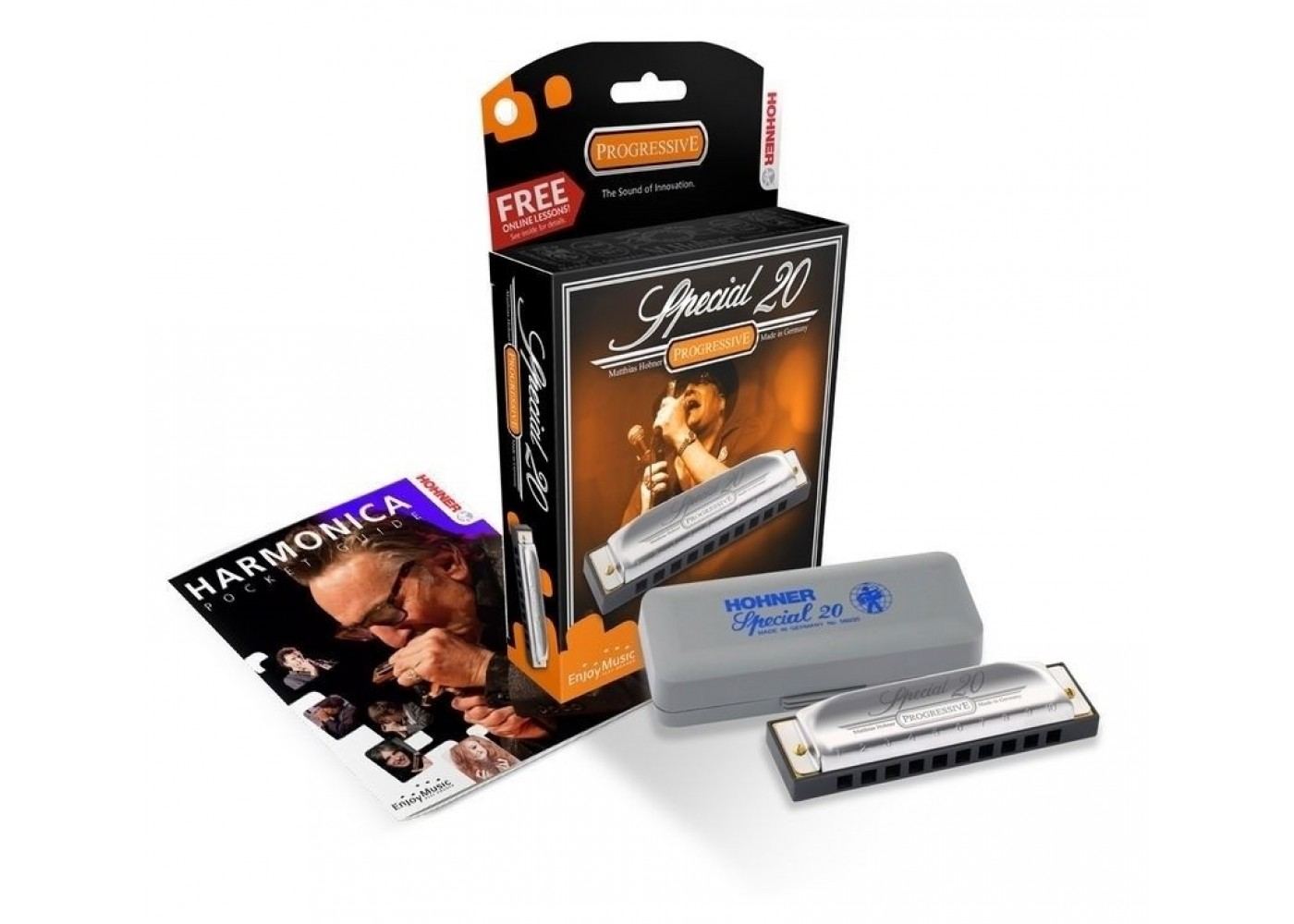 hohner progressive special 20 how to clean