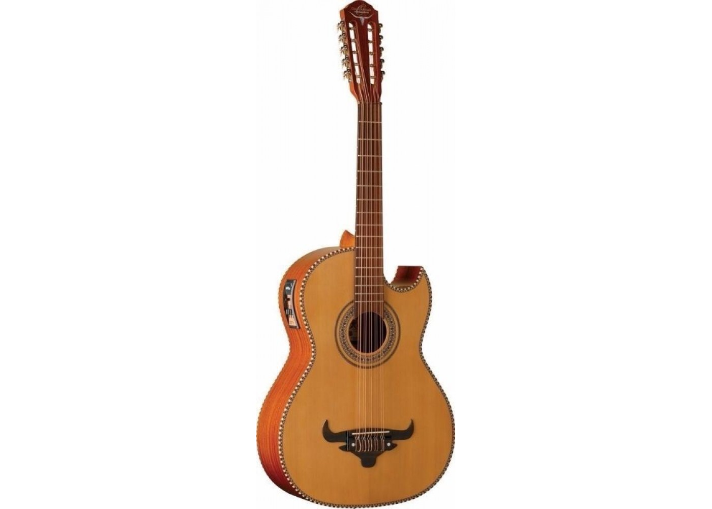 oscar schmidt oh42se o solid top 10 string bajo quinto acoustic electric guitar. Black Bedroom Furniture Sets. Home Design Ideas