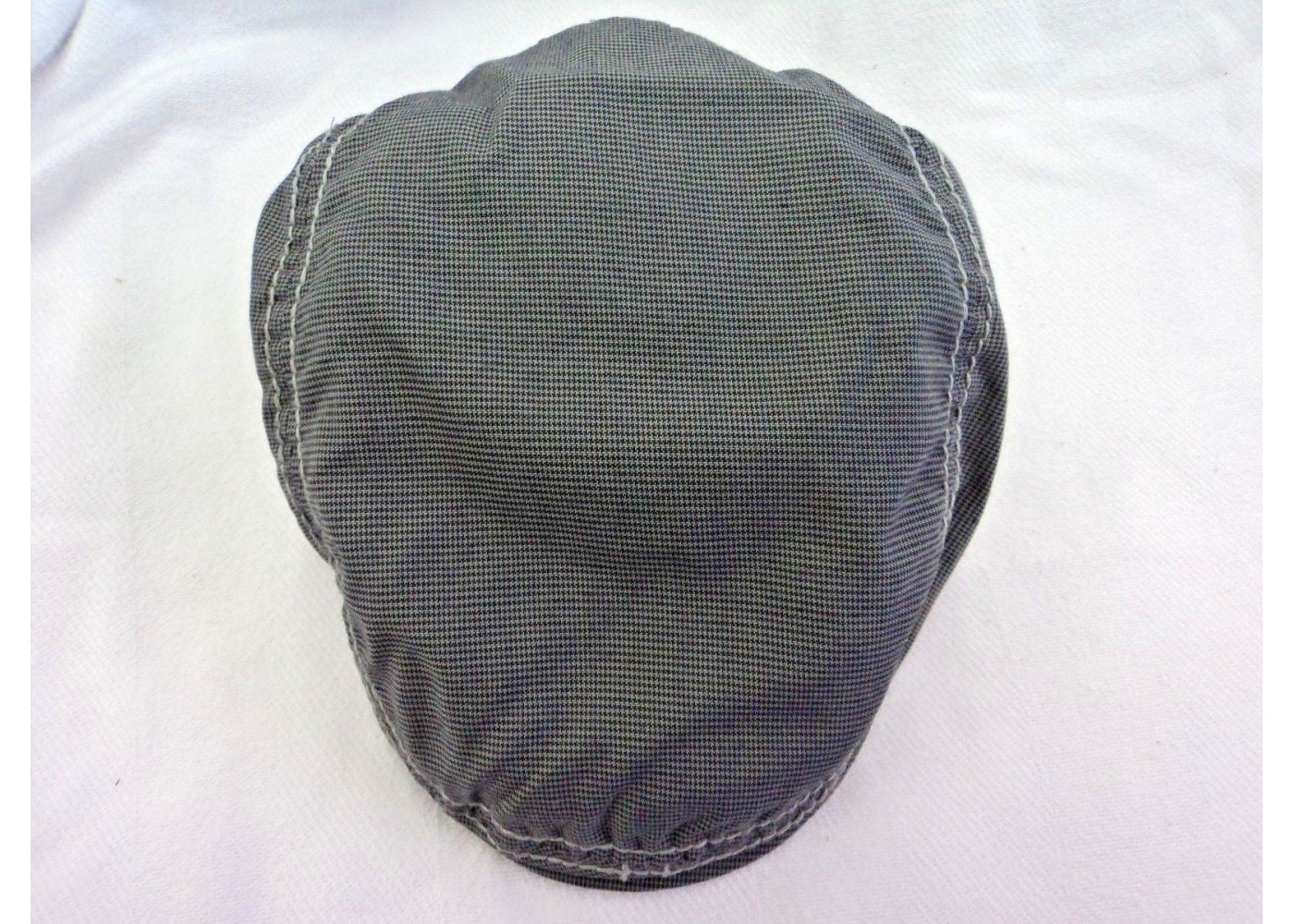 Genuine Fender Starcaster CS Scroll Grey Driver Cap Hat Size SM M   9106623343 37eca7e81239