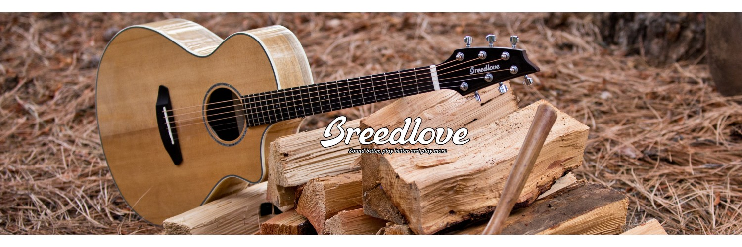 Breedlove Guitars