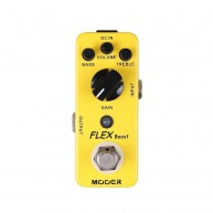 Mooer model MBT1 Flex Boost Guitar Effects Pedal Stompbox in Micro size