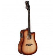 Alvarez Artist Series AD6012CESHB Acoustic Electric 12-String Guitar Shadow