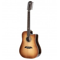 Alvarez Yairi DY70CE-12SHB 12-String Acoustic Electric All Solid Guitar w/C