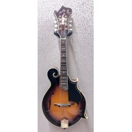Alvarez A-800 F-Style Mandolin - Tobacco Sunburst with case