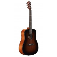 Alvarez AD66SHB Artist 66' Series Shadowburst Acoustic Solid Top Guitar - N