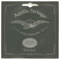 Aquila 104U Super Nylgut Concert Size Ukulele Strings Low G Tuning