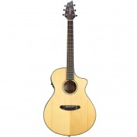 Breedlove Discovery Concert CE Acoustic Electric Guitar w/ GigBag, Natural