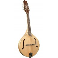 Breedlove Crossover OF Teardrop Style Mandolin Sitka Maple Natural with Bag