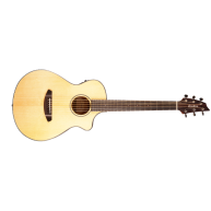 Breedlove Discovery CompanionCE Acoustic Electric Travel Guitar , Natural
