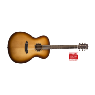 Breedlove Discovery Concerto Acoustic Guitar Gloss Sunburst with Gig Bag