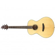 Breedlove Discovery Concert LH Left-Handed Acoustic Guitar, Sitka Spruce w/