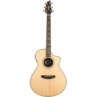 Breedlove Stage Concert CE Exotic Ziricote Solid Wood Acoustic Electric Gui