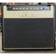 Bugera Vintage 55 Watt 1x12 All Tube Combo Guitar Amplifier V55 with Footsw