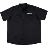 Charvel 6 Pack Of Sound Logo Work Shirt Black 2XL - #0996797904