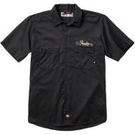 Fender 60th Anniversary Jazzmaster Work Shirt Black, Small - #9123013034