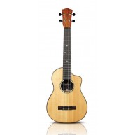 Cordoba 32T-CE All Solid Acoustic Electric Tenor Ukulele with Polyfoam Case